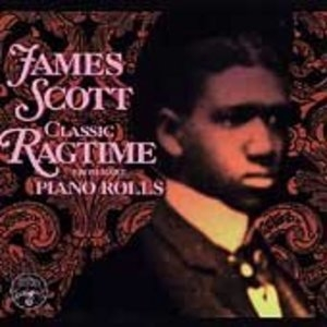 Classic Ragtime From Rare Piano Rolls album cover