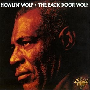The Back Door Wolf album cover