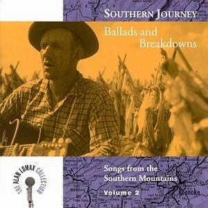 Southern Journey, Vol. 2: Ballads And Breakdowns album cover