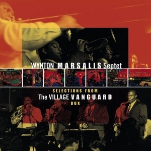 Selections From The Village Vanguard Box album cover