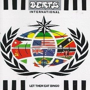 Let Them Eat Bingo album cover