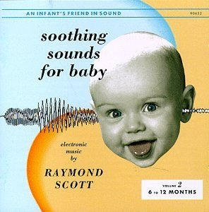 Soothing Sounds For Baby Vol.2: 6-12 Months album cover