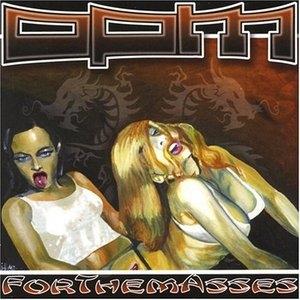 Forthemasses album cover