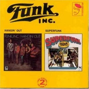 Hangin' Out-Superfunk album cover