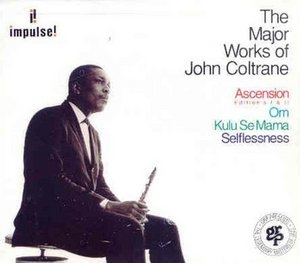The Major Works Of John Coltrane album cover