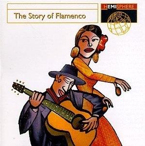 The Story Of Flamenco album cover