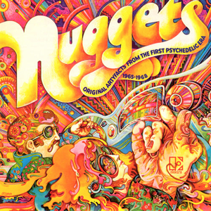 Nuggets From Nuggets: Choice Artyfacts F... album cover