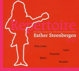 Repertoire album cover