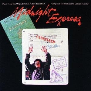 Midnight Express (Music From The Original Motion Picture Soundtrack) album cover