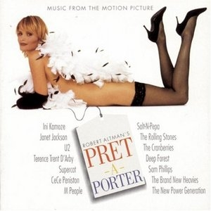 Ready To Wear (Pret-A-Porter) (Music From The Motion Picture) album cover