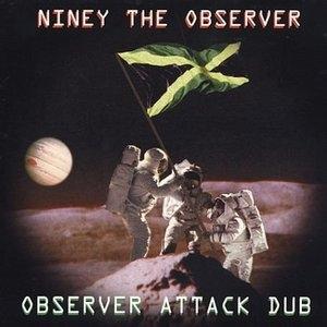 Observer Attack Dub album cover