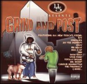 Taydatay Presents: Grind And Post album cover