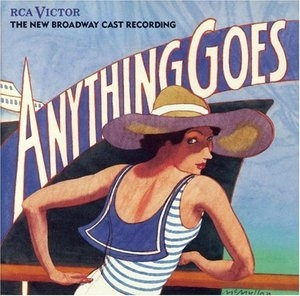 Anything Goes (1987 Broadway Revival Cast) album cover
