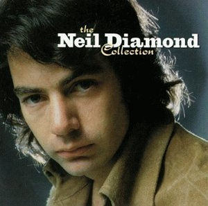The Neil Diamond Collection (MCA) album cover