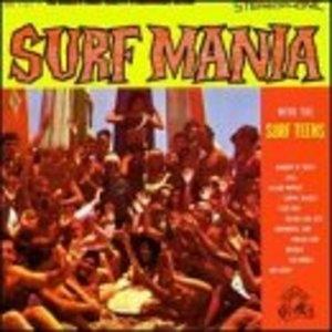 Surf Mania album cover