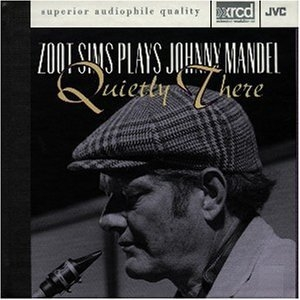 Zoot Sims Plays Johnny Mandel: Quietly There album cover