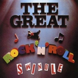The Great Rock 'N' Roll Swindle album cover