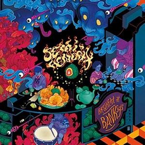Breakfast At Banksy's album cover