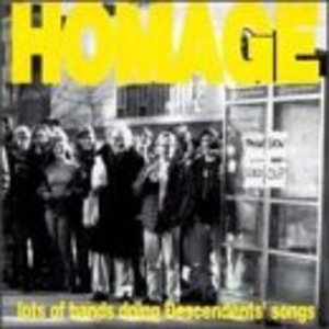 Homage: Lots Of Bands Doing Descendents' Songs album cover