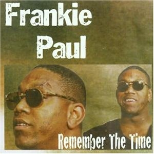 Remember The Time album cover