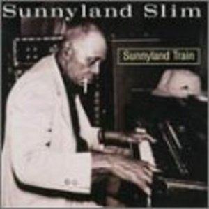 Sunnyland Train album cover
