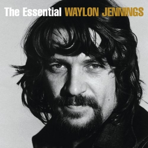 The Essential Waylon Jennings album cover