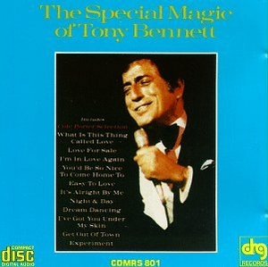 The Special Magic Of Tony Bennett album cover