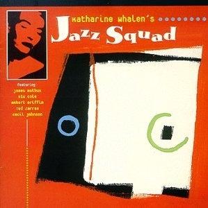 Katharine Whalen's Jazz Squad album cover