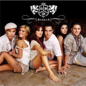 Rebels album cover