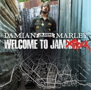 Welcome To Jamrock album cover