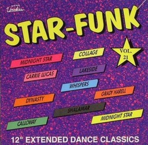 Star-Funk: Vol.21 album cover
