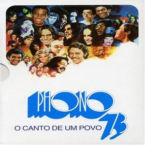 Phono 73: O Canto De Um Povo album cover