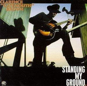 Standing My Ground album cover