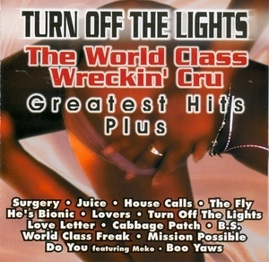 Turn Off The Lights-Greatest Hits Plus album cover