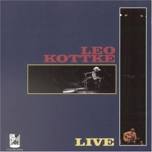Leo Live album cover