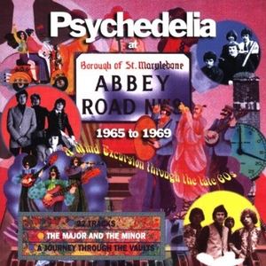 Psychedelia At Abbey Road: 1965-1969 album cover