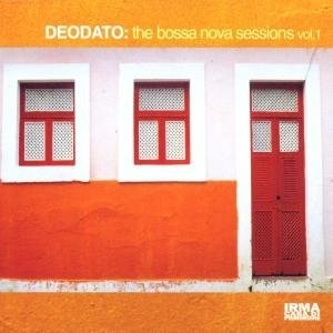 The Bossa Nova Sessions, Vol.1 album cover