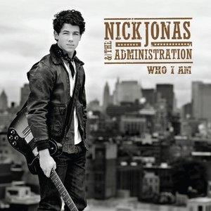 Who I Am album cover