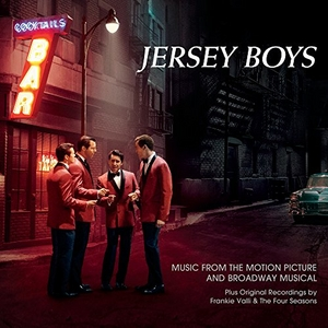 Jersey Boys  album cover