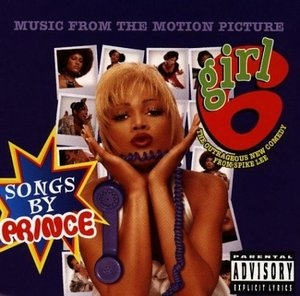 Girl 6 (Music From The Motion Picture) album cover