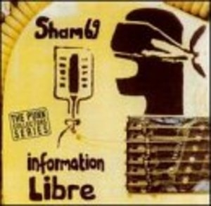 Information Libre album cover