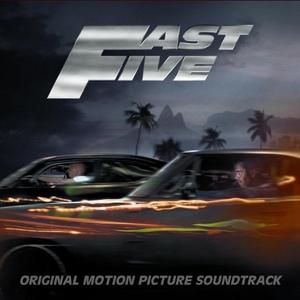 Fast Five: Original Motion Picture Sound... album cover