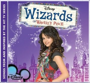 Wizards Of Waverly Place album cover