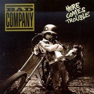Here Comes Trouble album cover