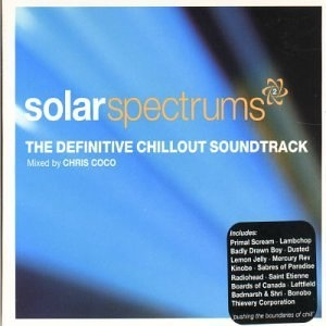 Solar Spectrums 2 album cover