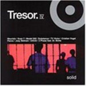 Tresor Vol.4 Solid album cover