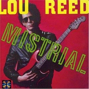 Mistrial album cover