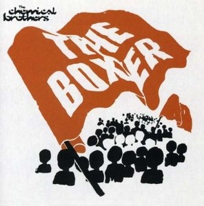 The Boxer (EP) album cover