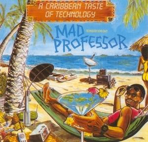 Caribbean Taste Of Technology album cover