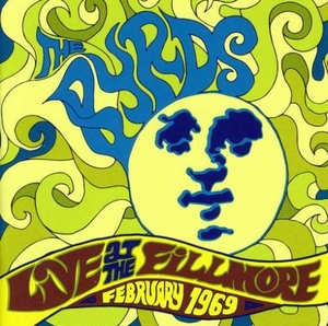 Live At The Fillmore West February 1969 album cover